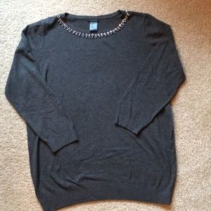 And Taylor lightweight sweater